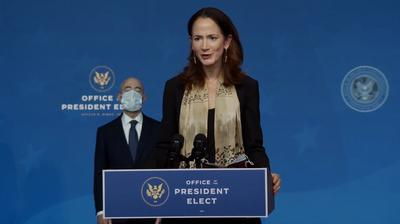 Joe Biden valitsi kyberturvaa ymmärtävän Avril Hainesin tiedustelujohtajakseen
