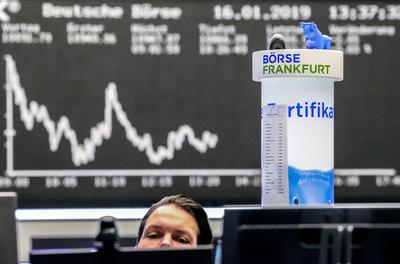 PÖRSSIT: Euroopassa vahva avaus - Pankkiosakkeet nousukärjessä