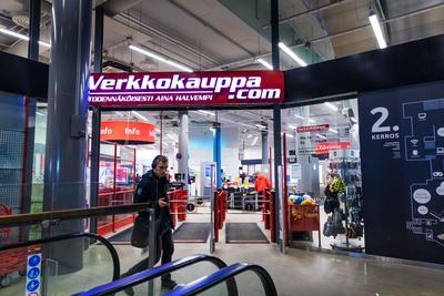 Tähän Verkkokauppa.comin ja Kärkkäisen myymään tuotteeseen liittyy...