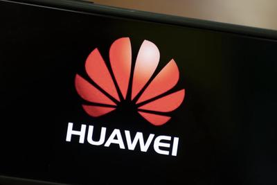 Huawein tutkimuslaboratoriossa Dongguanissa palaa