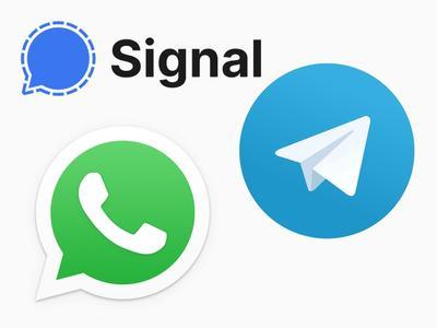WhatsApp-lataukset romahtivat  kilpailijoilla kymmeniä miljoonia uusia käyttäjiä