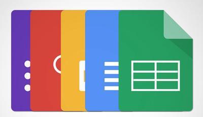 Googlen iOS-sovellukset tukevat nyt myös Office-tiedostoja