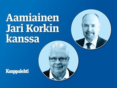 Kalervo Kummola: Lähden siitä, että finaalit pelataan Latvian Riiassa,...