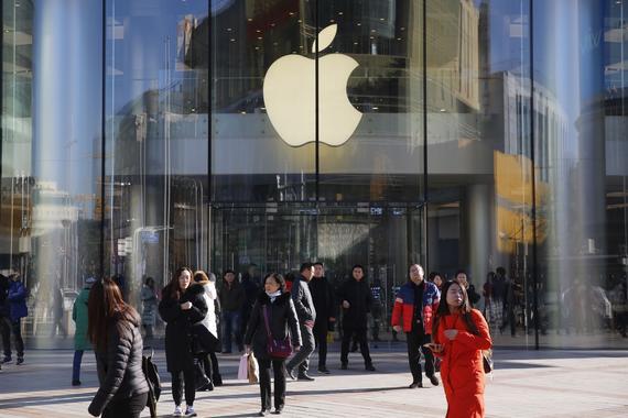 Applen osake pudotuksessa – Ykköspaikka arvokkaimpana pörssiyhtiönä meni, jo kolme ...