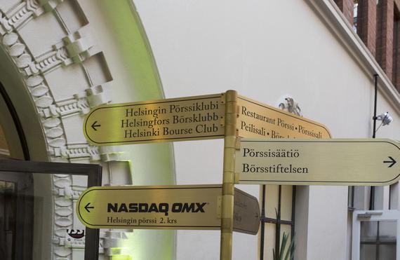 Helsingin Pörssi Yritykset
