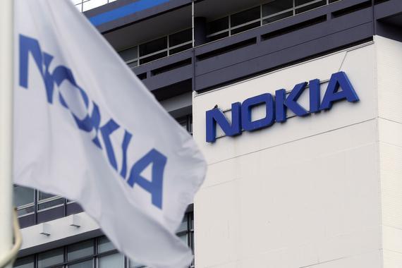 Pörssi Nokia