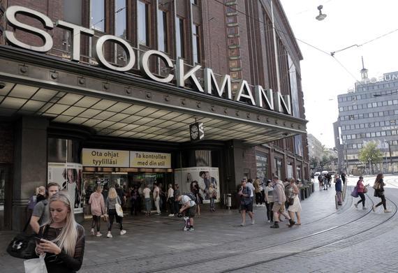 PÖRSSI: Stockmann ja Endomines päivän yllätysraketit | Kauppalehti