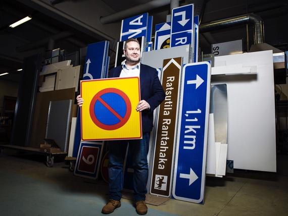 Suomen Liikennemerkit