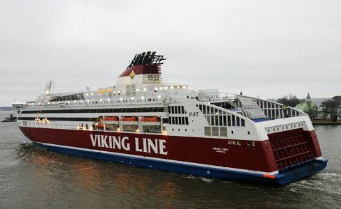 IL: Viking Linen XPRS-alus Viron lipun alle | Kauppalehti