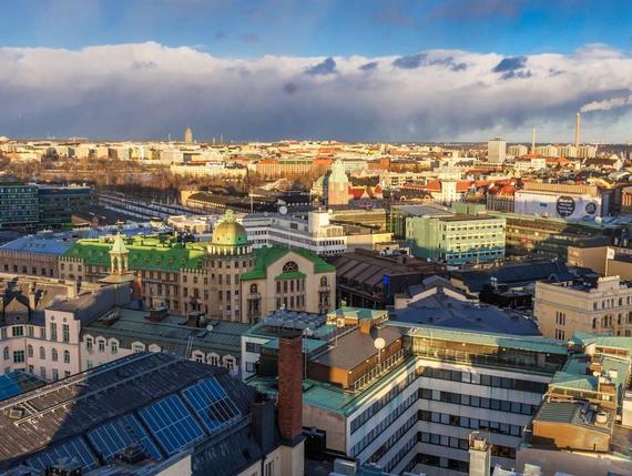 Pääkaupunkiseudulle tulee uusia asumisen hittialueita