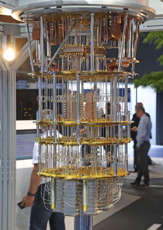 Peileistä, prismoista, lasereista ja fotoneista rakennettu kvanttitietokone teki suorituskykyennätyksen