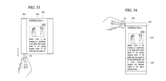 LG kehittelee uutta teknologiaa – auki rullattava puhelin muistuttaa papyrusta