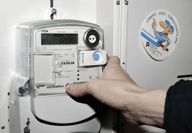 Sähköyhtiön Vaihto