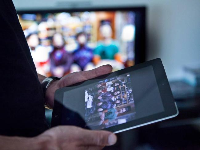 TV porno verkossa