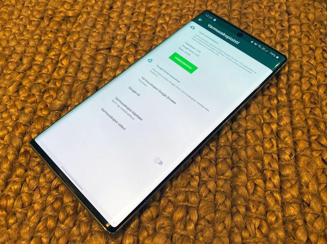 Whatsapp Uusi Puhelin