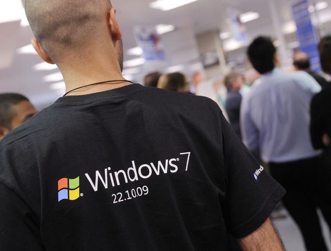 Windows 7 Tuki
