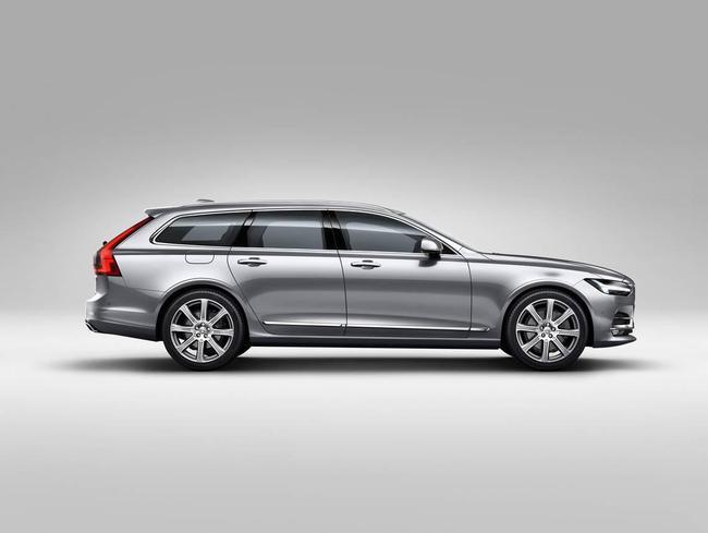 Volvo S90 V90 Tiukassa Aanestyksessa Vuoden Auto 2017