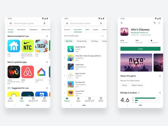 Google Play Kauppa Pysäytetty