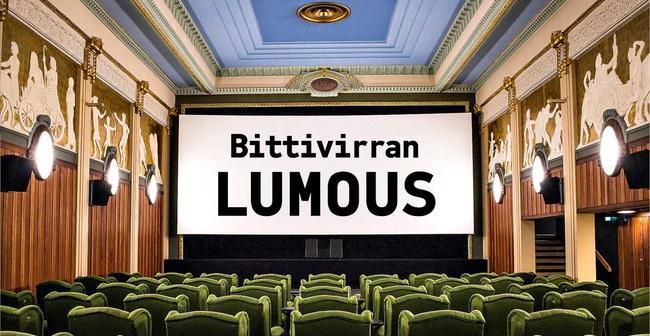 Porno elokuva teatterissa