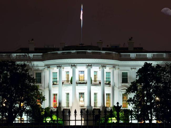 Valkoinen talo porno
