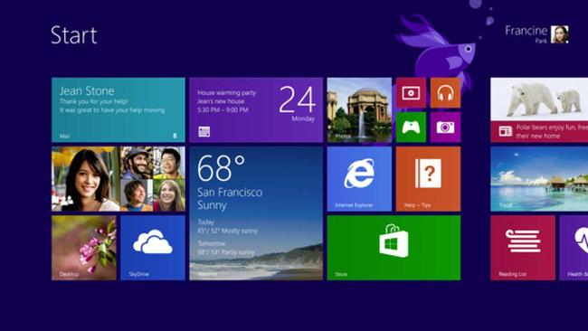 Windows 8.1 Tuki