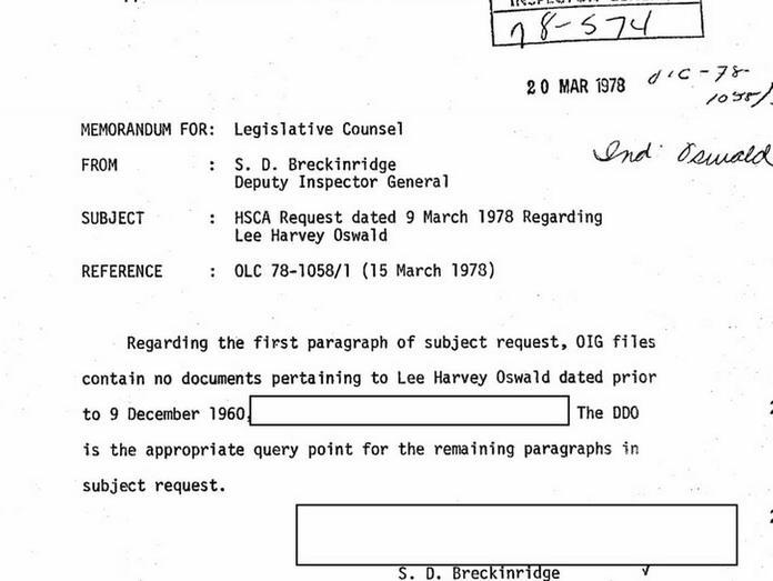 CIA dating politiikka