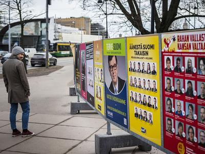 Tulos on murskaava  Suomalaiset eivät luota puolueisiin...