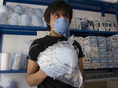 Kiinasta Löytyi Uusi Virus