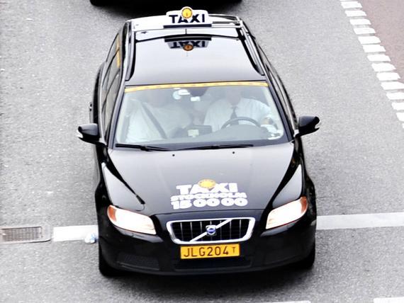Taksiyritys