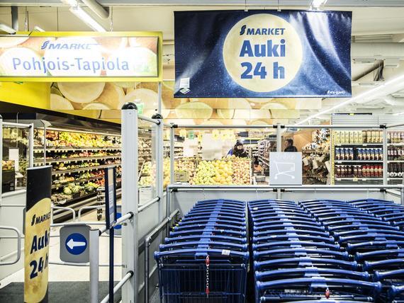 S Market Ilta Alennus