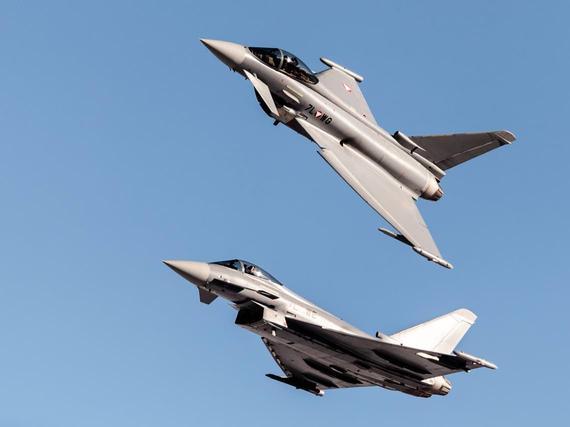 Eurofighter Typhoon Hinta