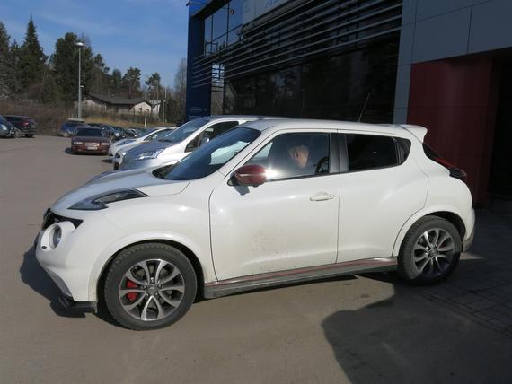 Nissan Juke Nismo Rs >> Autotoday Tutustui Nissan Juke Nismo Rs Uusi Suomi