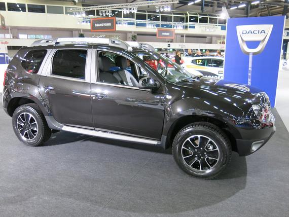 Kannattaako Ostaa Dacia