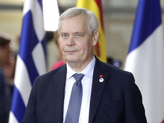 Pääministeri Palkka