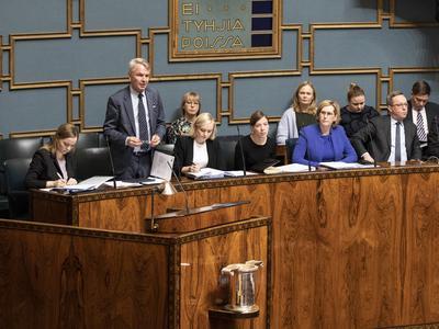 Ulkoministeri Pekka Haavisto: Tätä ulkoministerin al-Hol-toimintalinja tarkoittaa
