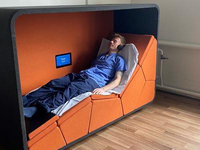 Suomalainen innovaatio auttaa lääkäreitä ja hoitajia jaksamaan paremmin...