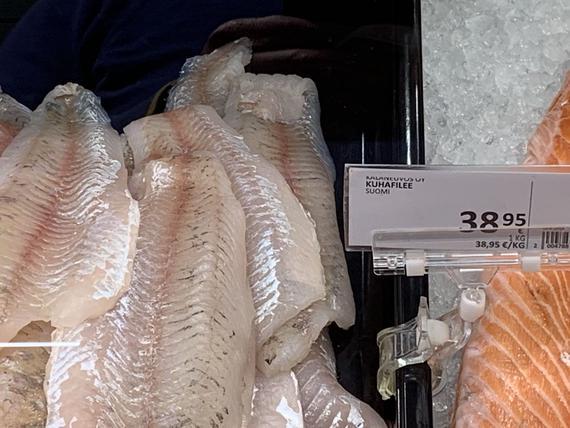 vain kaksi kalaa 2020