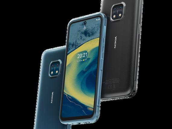 Uusi Nokia-luuri kestää kaiken – Ei ole moksiskaan pakkasesta, vedestä tai pudotuksista