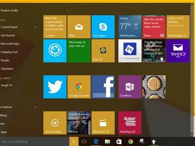 Korjaa Windows 10