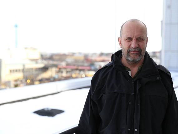 Kenneth Eriksson Poliisi
