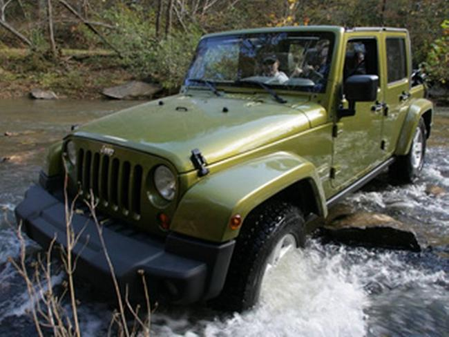 Jeep Wrangler Rims And Tire Packages >> Jeep Wrangler On Usa N Huonoin Auto Tekniikkatalous