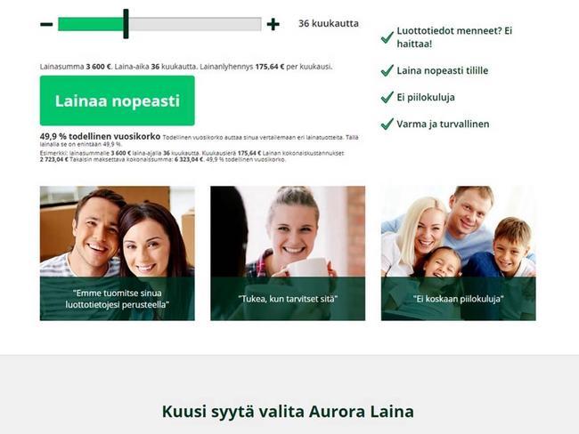 Aurora Laina