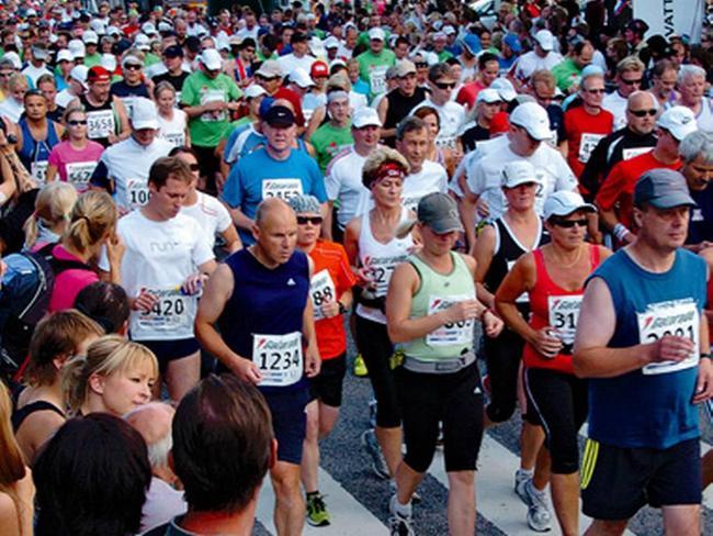Maratonin Maailmanennätys