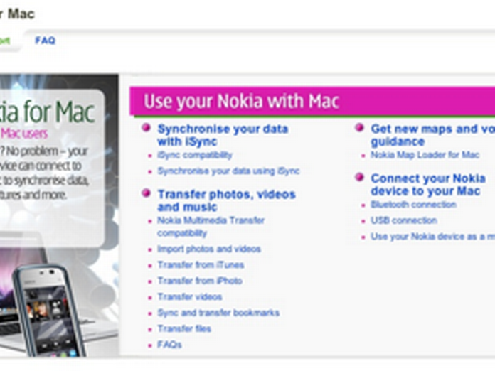 Osers Issues New Guidance Concerning >> Nokia Toi Mac Synkronoinnin Uusille Symbian Puhelimille Tivi
