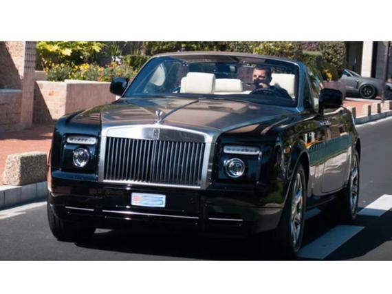 Rolls Royce Car >> Messin Maserati Neymarin Huvijahdit Ronaldon Rolls Royce