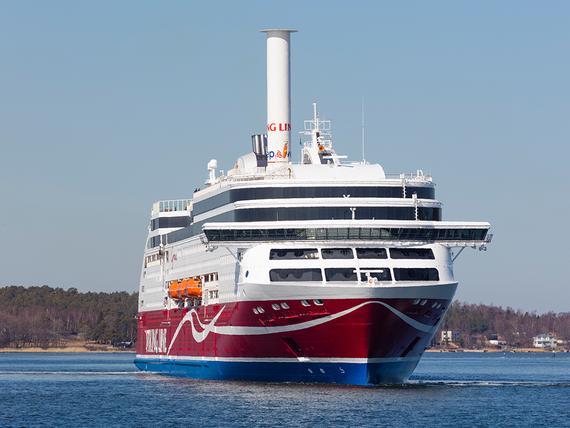 Viking Line Kirjaudu