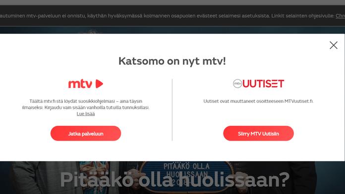 mtv3 uutiset tuoreimmat