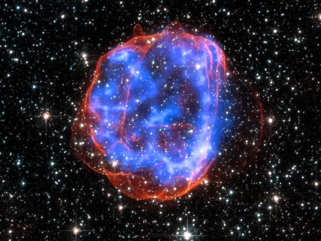Betelgeuse Räjähtää