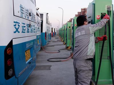 Kiina on maailman suurin sähköbussien valmistaja  Euroopalla...