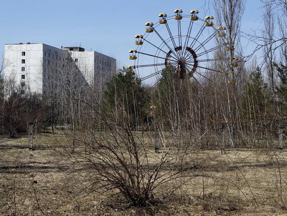 Tshernobylin Onnettomuus
